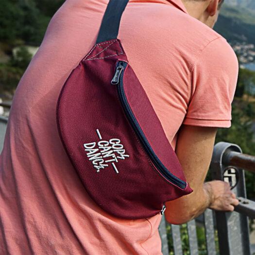 mr serious fanny pack hip bag