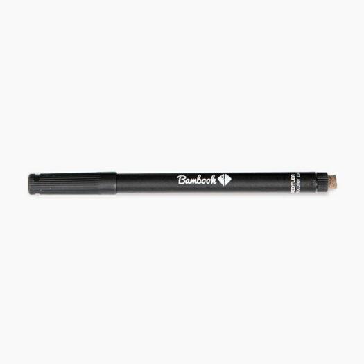 Bambook whiteboard stift zwart s 0,6mm voor bambook notitieboek