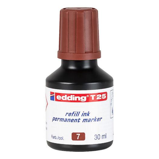 edding T25 navulinkt voor permanente markers