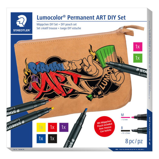 Staedtler Lumocolor 317 permanent pen set in pen case pen kopen pen drawing pen uit kleding pen verwijderen gaat niet pen shop