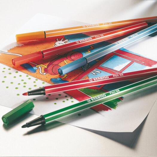 Stabilo stiften stabilo pennen stabilo markers stabilo markeerstiften stabilo pen 68