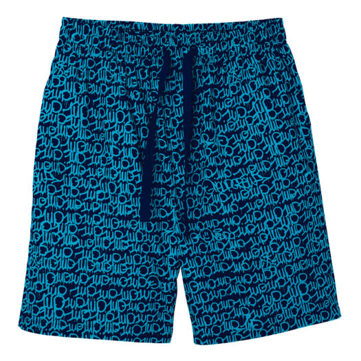 1UP x Lousy Livin Beachshorts OneUp 5.0 - Blauw - M zwembroek