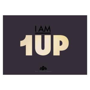 I AM 1UP Collectors Edition graffiti boek