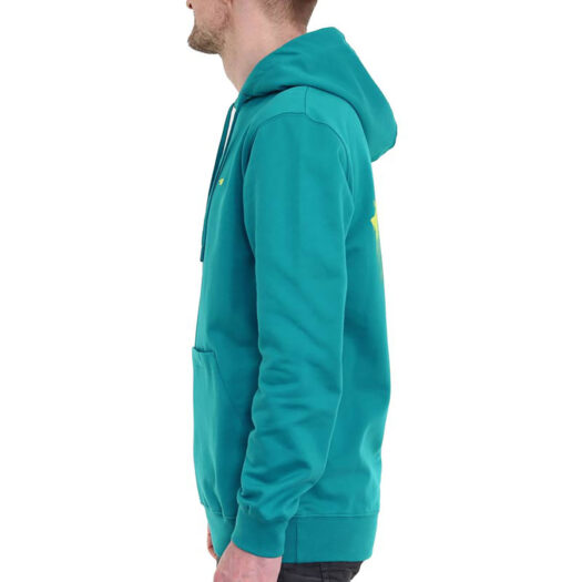 """1UP Hoodie """"Fire Extinguisher"""" - mint trui 1UP crew"""