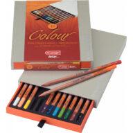 kleurpotloden Bruynzeel potloden kopen. Kleurpotloden set in doos van 12 stuks