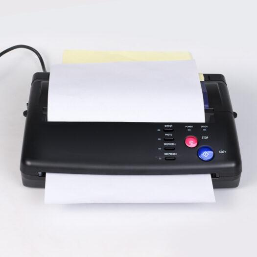 Thermal Printer tattoo