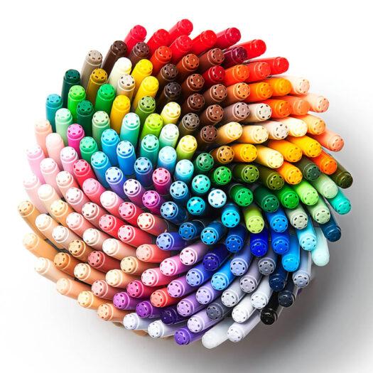 copic markers set Copic ciao set kleurenkaart